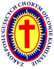 Logo Zakonu OO. Kamilianów