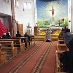 Kościół parafialny wPawłodarze